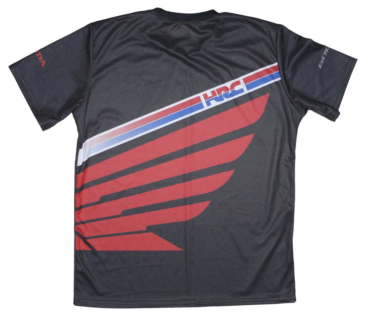 honda cbr 600rr moto hrc maglietta