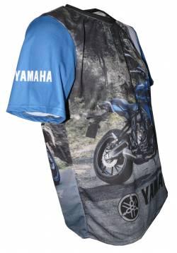 yamaha tracer 700 blue 2016 2017 2018 tshirt