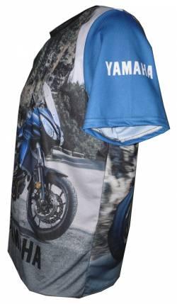 yamaha tracer 700 blue 2017 2018 shirt
