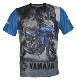 yamaha tracer 700 blue 2018 t shirt