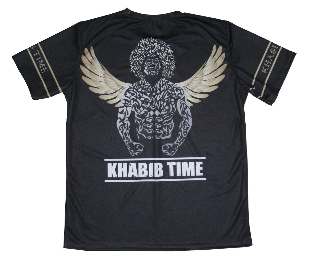 khabib nurmagomedov ufc mma conor camiseta1