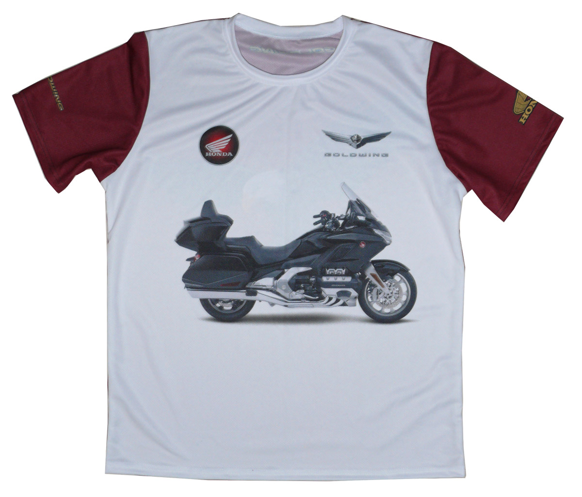 Honda Goldwing GL1800 tourer tee