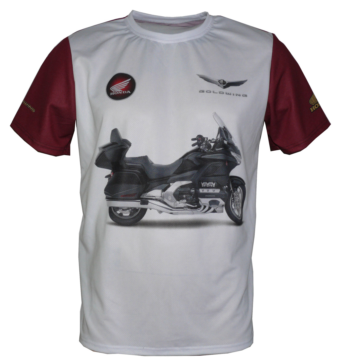 Honda Goldwing gl1800 tourer t shirt