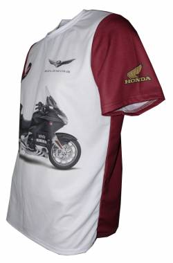 Honda goldwing gl1800 tourer tshirt