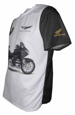 Honda Goldwing gl1800 tourer gold wing cruiser shirt