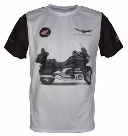 Honda Goldwing gl1800 tourer gold wing cruiser t shirt