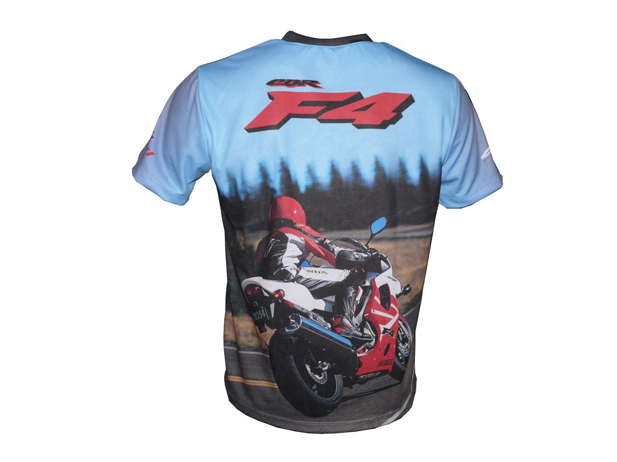 honda cbr f4 f4i 600f sport 2001 2002 tshirt