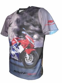 honda cbr f4 f4i 600f sport 2005 2006 camiseta