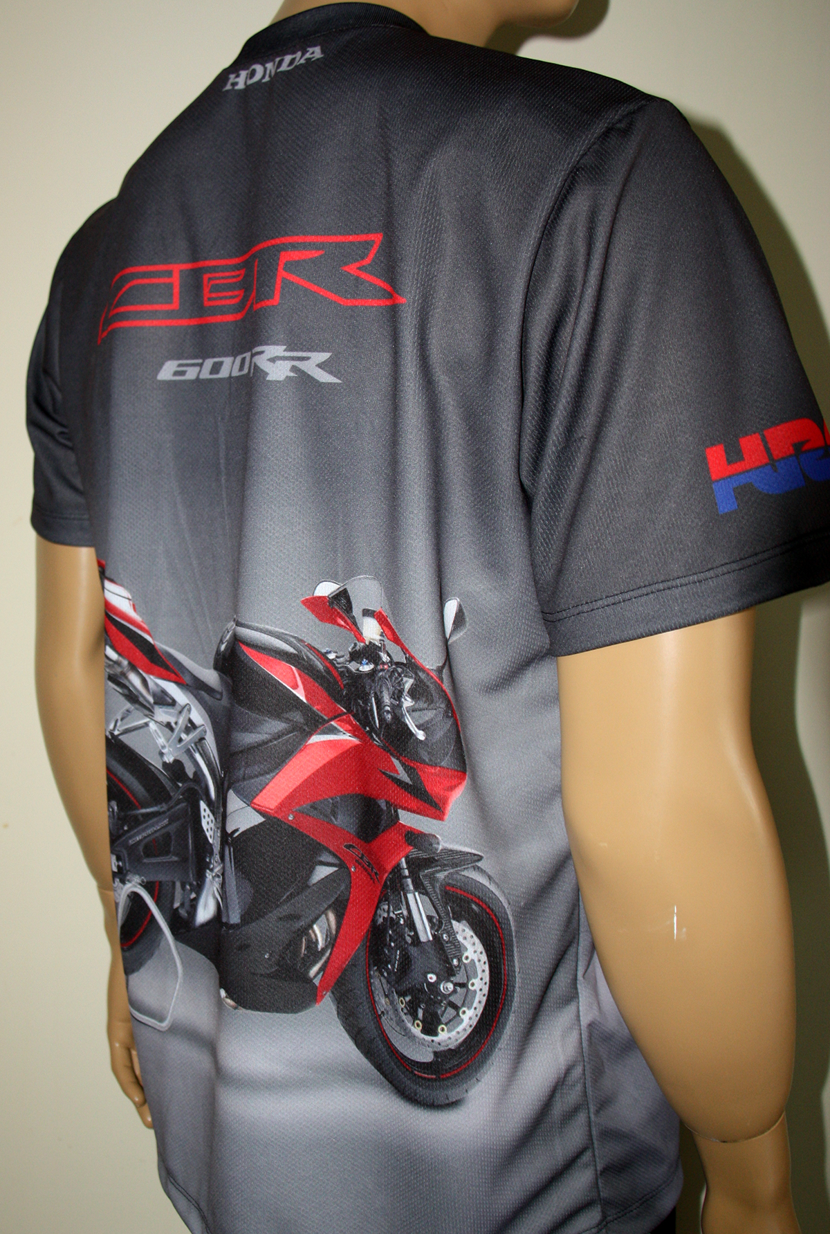 honda cbr 600 rr hrc 2010 t shirt motorsport racing