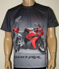 honda cbr 600 rr hrc 2010 maglietta motorsport racing