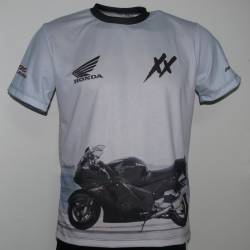 honda 1100xx super blackbird camiseta
