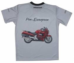 honda st 1300 paneuropean tourer cruiser t shirt