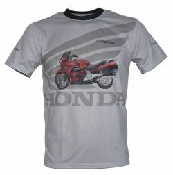 honda st1300 pan european tourer cruiser t shirt