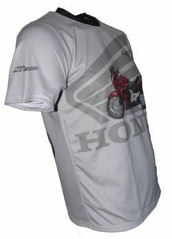 honda st1300 pan european tourer cruiser tshirt