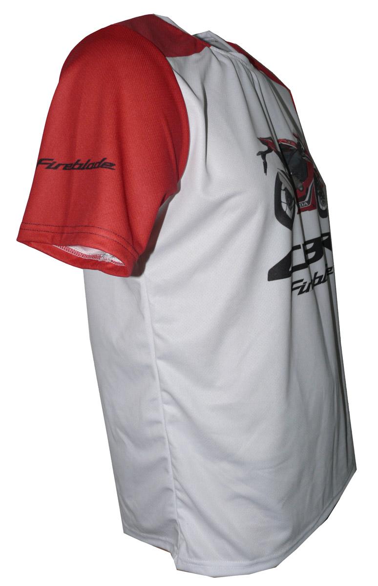 Honda CBR 1000rr Fireblade 2017 2018 tshirt