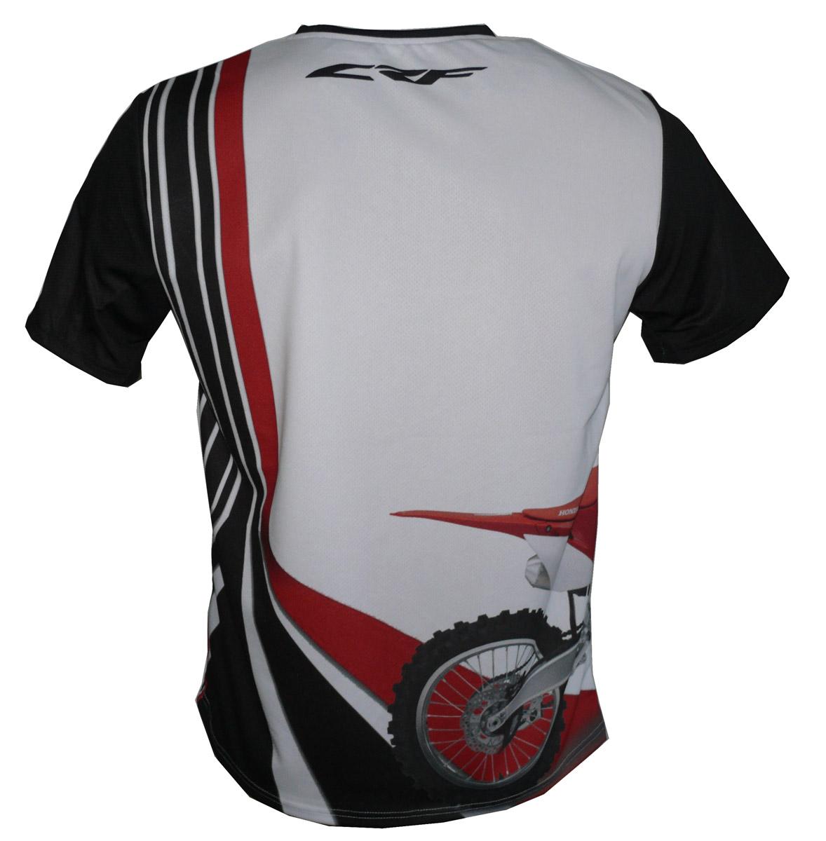 Honda CRF 450R 2019 cross bike bike t-shirt