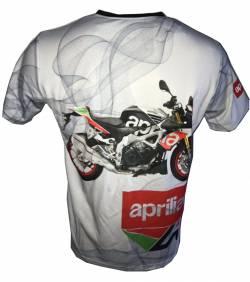 aprilia dorsoduro moto tuono v4 motorsport racing t shirt