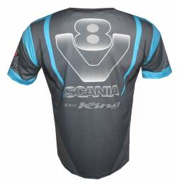 Scania The King t-shirt