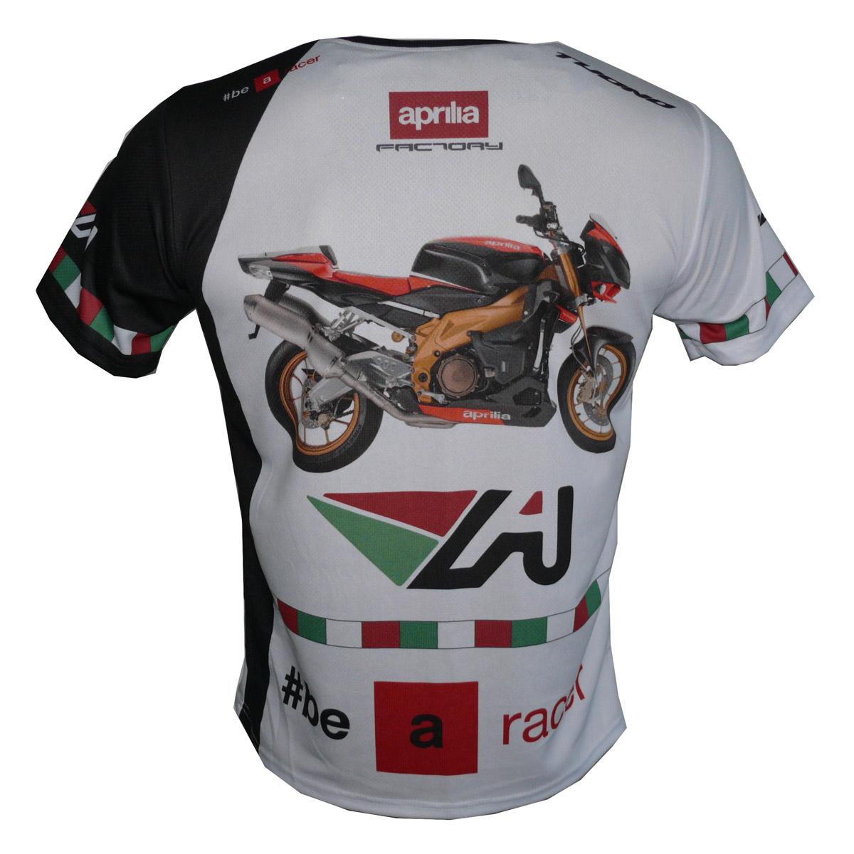 Aprilia tuono 1000r 2010 factory t-shirt