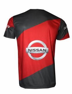 nissan gt r camiseta motorsport racing