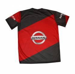 nissan gt r t shirt motorsport racing