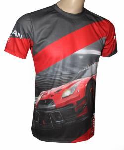 nissan gt r tshirt motorsport racing