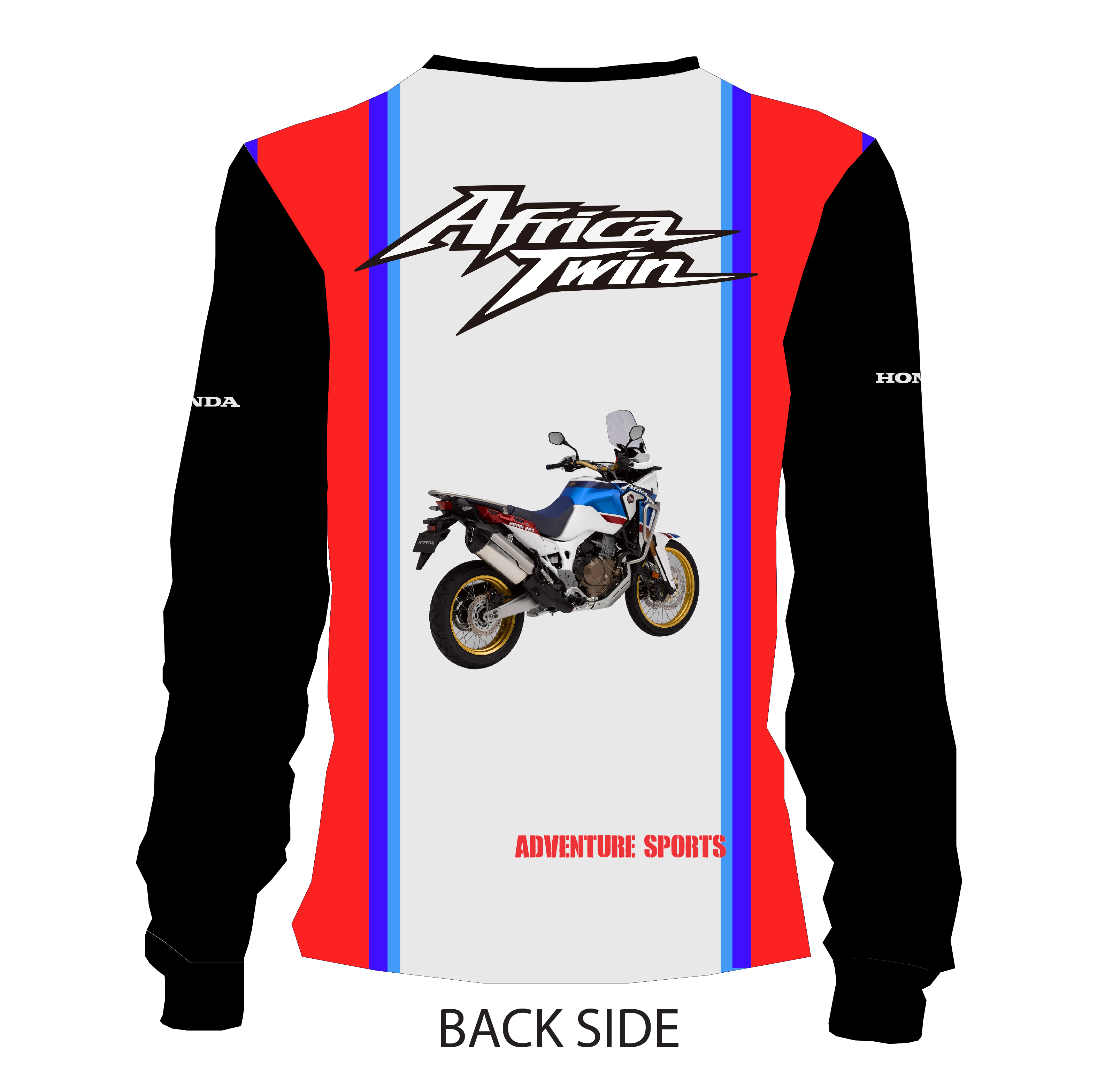 Honda CRF 1000L Africa Twin long sleeves sweatshirt