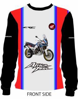 Honda CRF 1000L Africa Twin crew neck sweatshirt