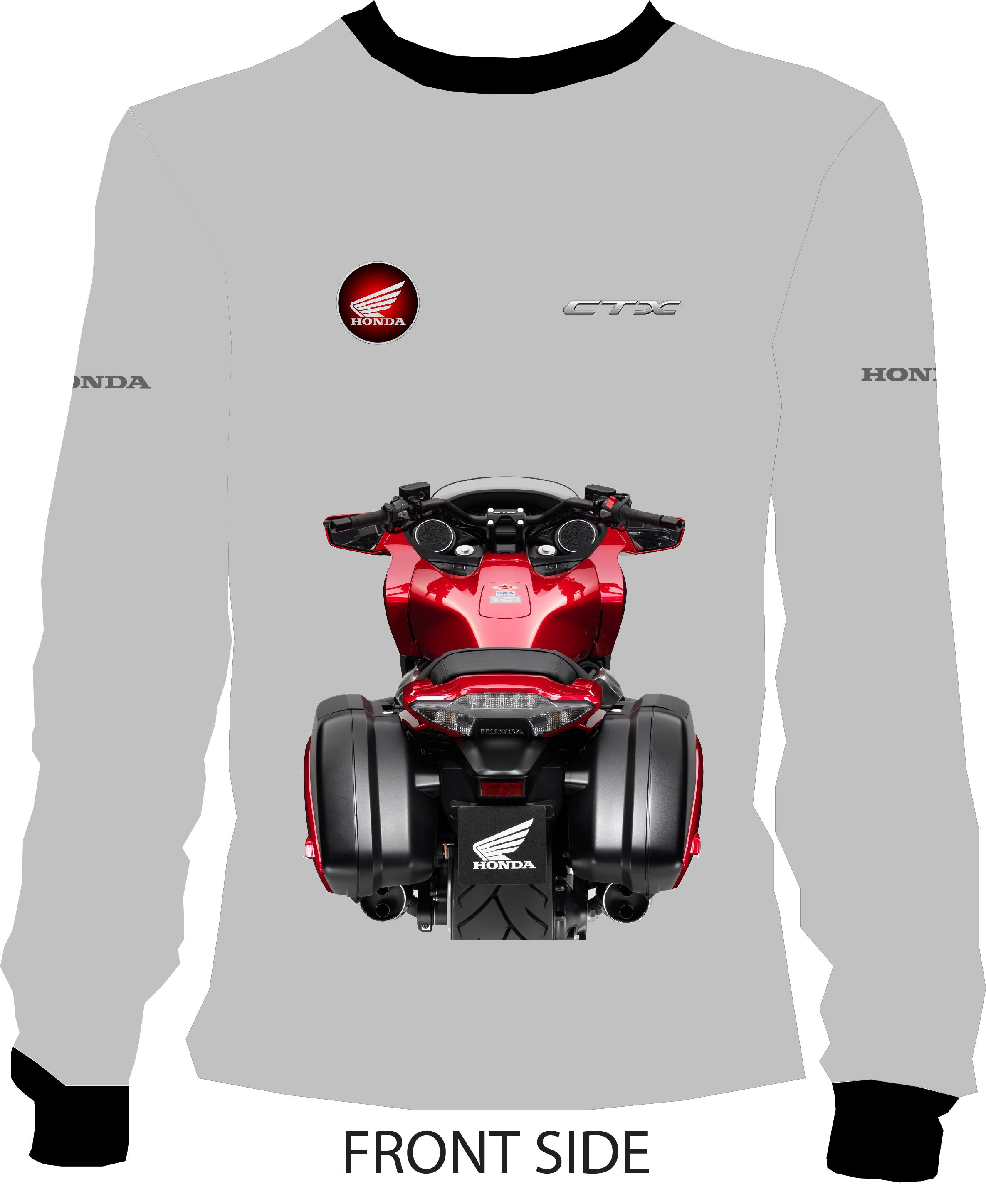 Honda CTX 1300 Deluxe crew neck sweatshirt