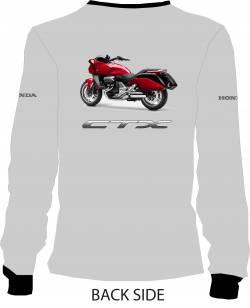 Honda CTX 1300 Deluxe crew neck long sleeves