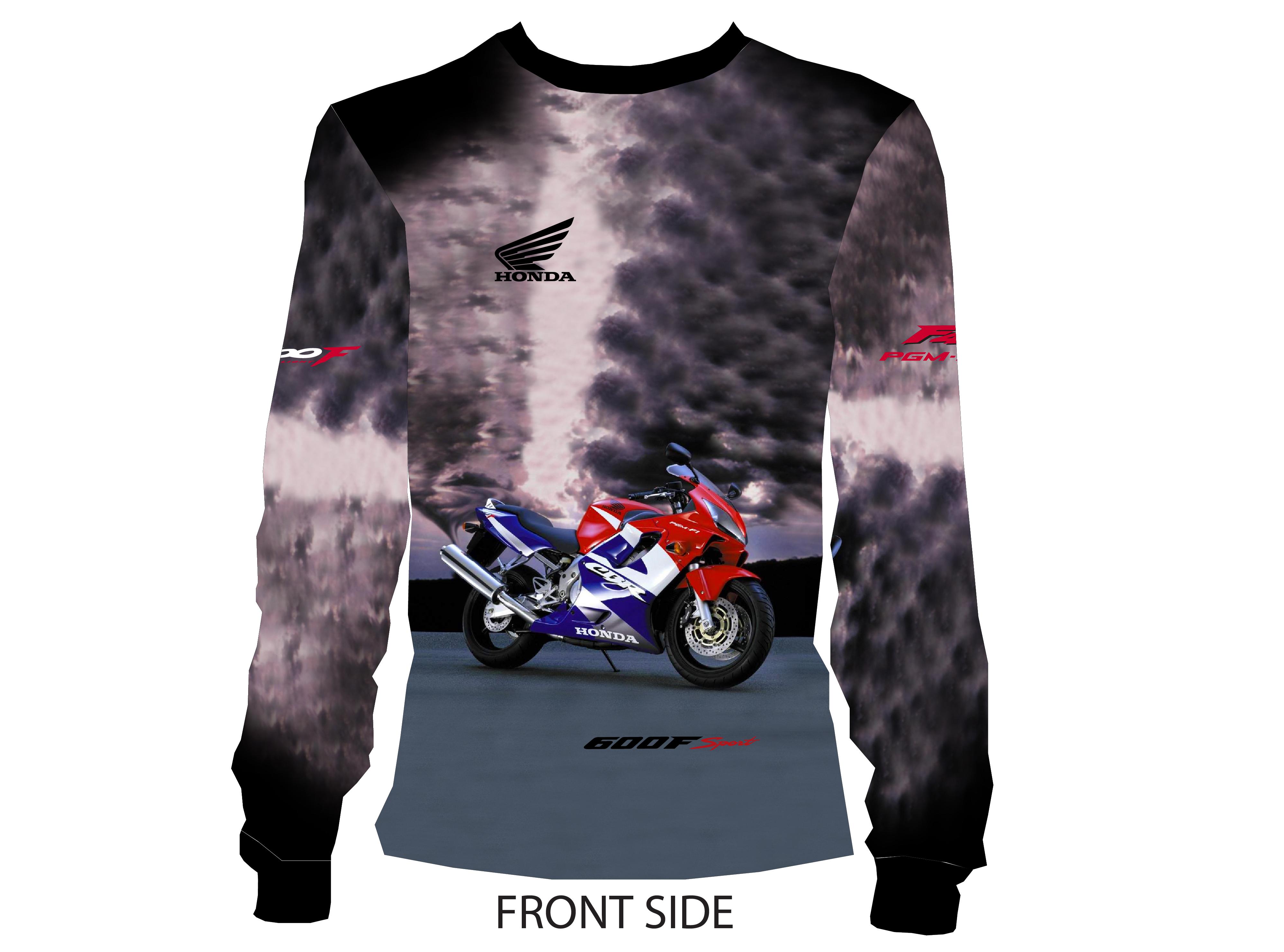 Honda CBR 600F F4i Sport crew neck sweatshirt