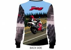 Honda CBR 600F F4i Sport long sleeved sweatshirt
