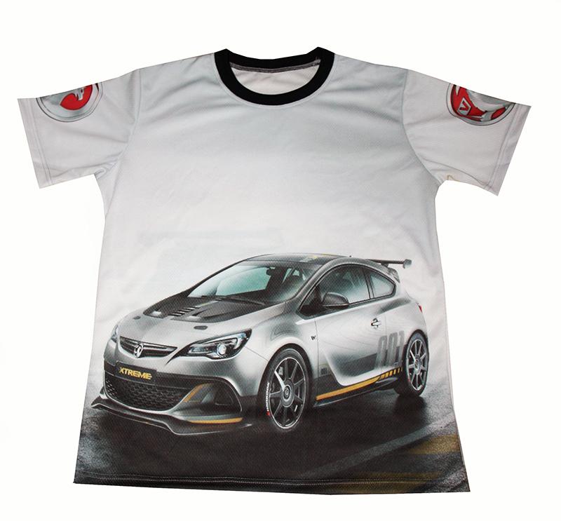 opel xtreme maglietta motorsport racing