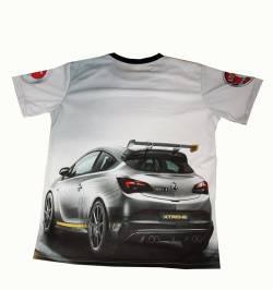 opel xtreme shirt motorsport racing