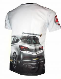 opel xtreme t shirt motorsport racing