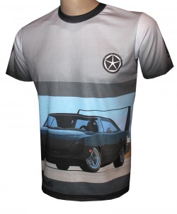 camiseta motorsport racing plymouth