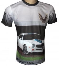 t shirt motorsport racing pontiac trans am