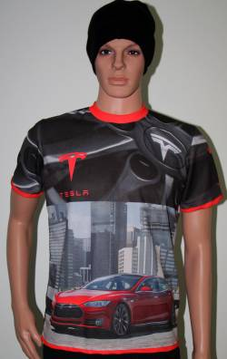 tesla tee motorsport racing