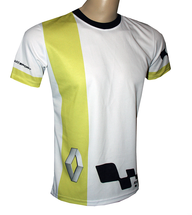renault t shirt with logo and all over printed picture t shirts with all kind of auto moto. Black Bedroom Furniture Sets. Home Design Ideas