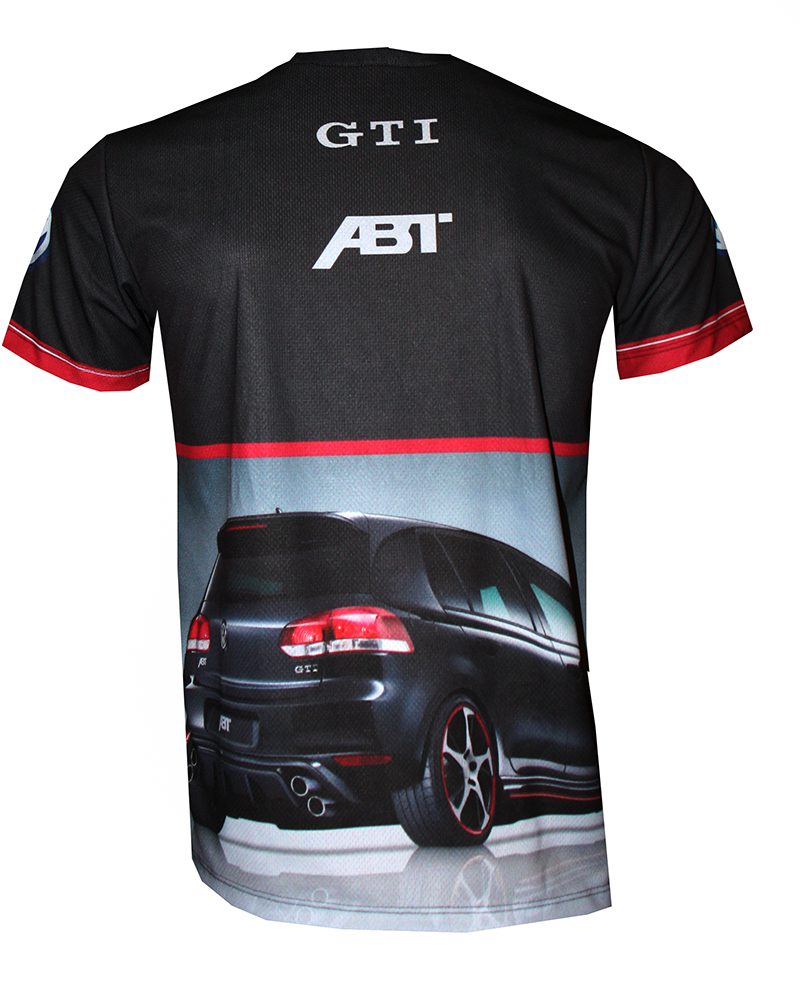 vw gti  shirt  logo    printed picture  shirts   kind  auto moto