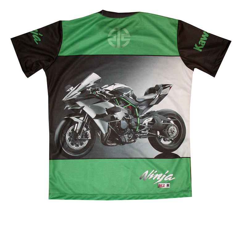 New Kawasaki Ninja H2 H2R Racing T-shirt