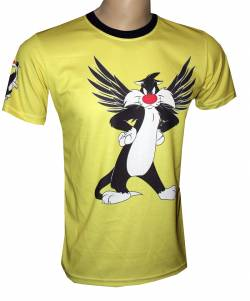 sylvester cat shirt cartoon