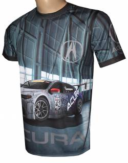 acura motorsport racing camiseta