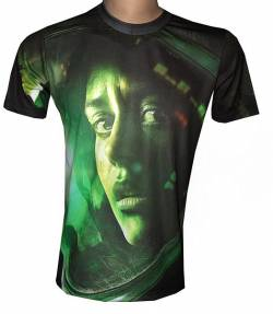 alien isolation shirt movies series