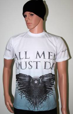 game of thrones all men must die shirt movies series