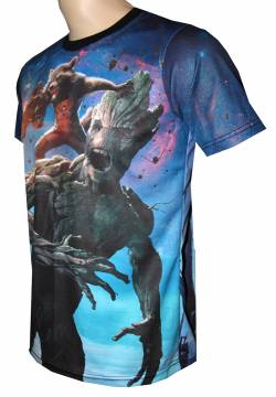 guardians of the galaxy tshirt movies series