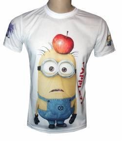 minions despicable me banana tshirt movies series animation