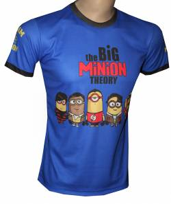 minions despicable me banana camiseta cine serie animacion