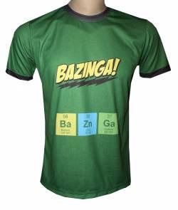 big bang theory sheldon bazinga t shirt movies series