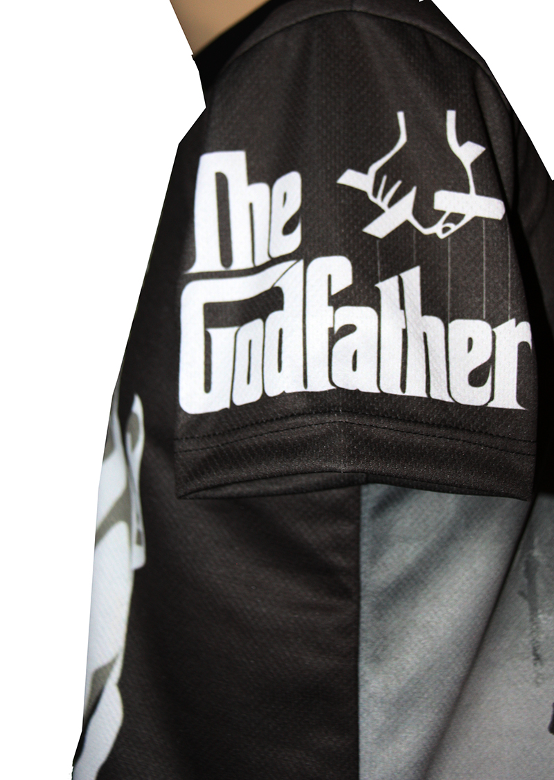BMW Mini Cooper >> The Godfather t-shirt with logo and all-over printed picture - T-shirts with all kind of auto ...